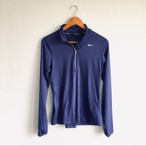 Nike | Dry Element 1/2 Zip Running Pullover Top